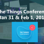 Teaser von SmartMakers auf der The Things Conference 2019